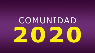 COMUNIDAD 2020