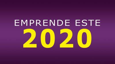 EMPRENDE ESTE 2020